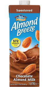 Almond Breeze Almond Milk Sweetened Chocolate