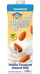 Almond Breeze Almond Milk Sweetened Vanilla