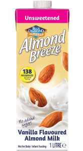 Almond Breeze Almond Milk Unsweetened Vanilla